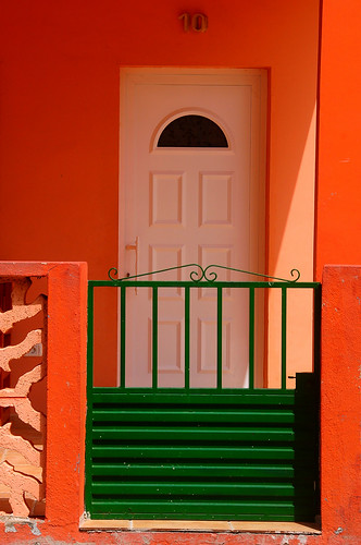 Chapter 3 - La Gomera, Isle of colors (#8): House and colors