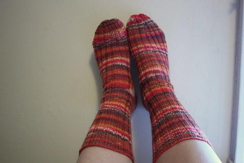 September 25: Tube Socks