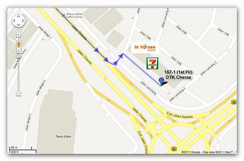 OTK Cheras - From Jalan Cheras / Loke Yew