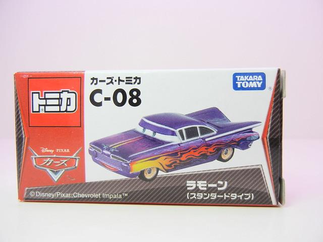 disney cars tomica c-08 ramone (1)