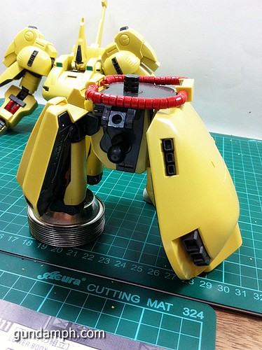 MG The-O PMX-003 Review OOB Build (45)