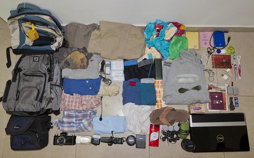 Backpack Contents