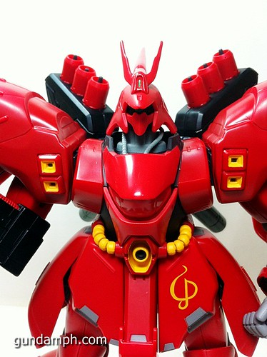 MSIA DX Sazabi 12 inch model (42)
