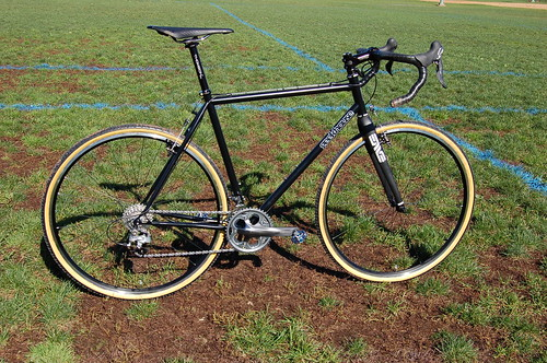 """Mike J's """"Stealth"""" Mudville by Geekhousebikes"""