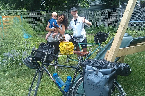 Boston to Boulder Cyclists