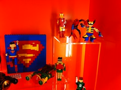 LEGO Brand Retail Costa Mesa Community Window - 3