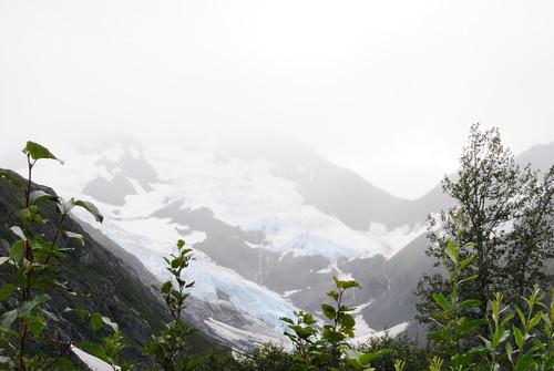 Byron Glacier, Portage Valley
