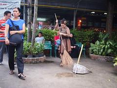 Sweeper, Chatuchak Weekend Market
