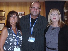 Resa, Steve, & Eleanor Besserman at Only a Number Screening, Deal, NJ