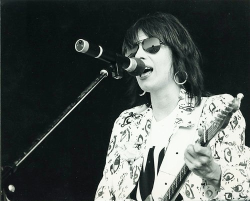 1985 Roeland de Bruyn - Chrissie Hynde of the Pretenders