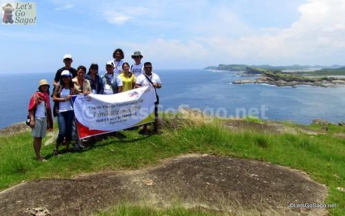 PHILTOA Eastern Visayas-Samar Familiarization Tour Photo Op :)