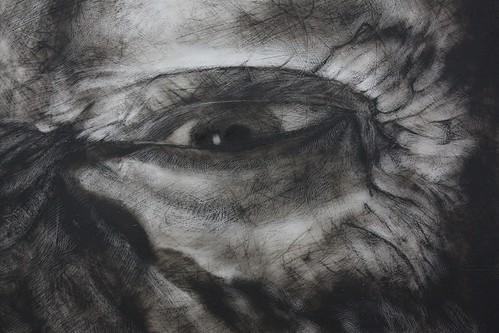 Self-Portrait No. 24 (Detail)