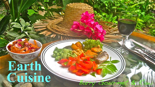 Earth Cuisine for Longevity