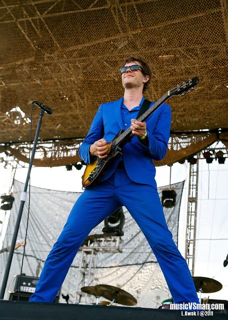 OK Go @ Kanrocksas 2011