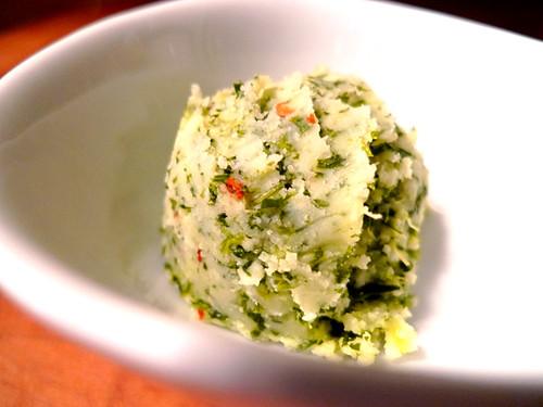 Chimchurri Butter