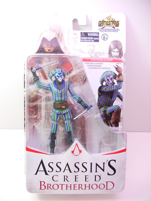 assassins creed brotherhood 3.75 figures (4)