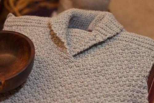 Body Notre Dame de Grace pullover