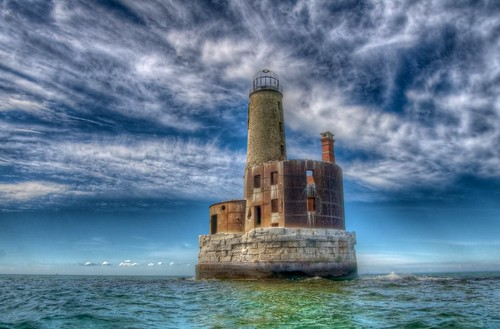 Waugoshance Lighthouse - Revision 1