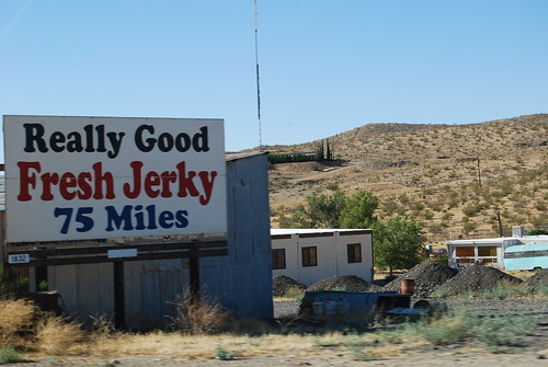 More Fresh Jerky signs