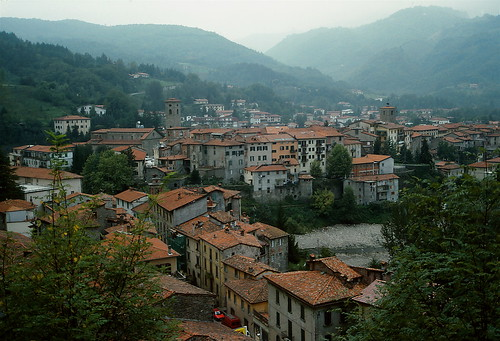 Castelnuovo di Garfagnana by roy.luck, on Flickr