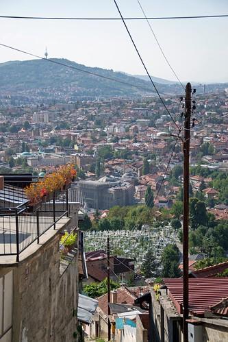 Bibliothèque nationale de Sarajevo