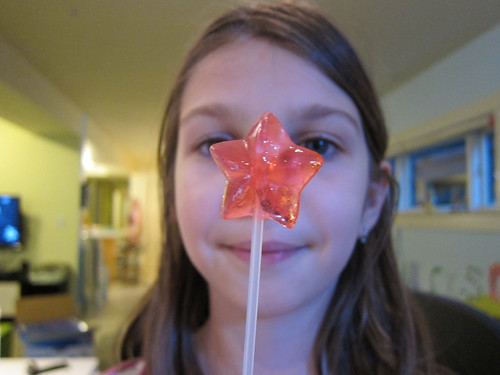 Star Lollipop