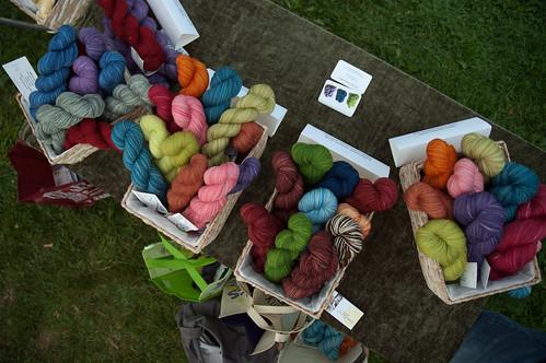 Picnic yarn