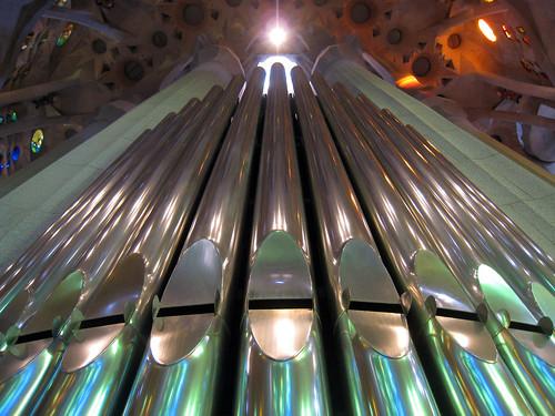 Sagrada Familia Organ