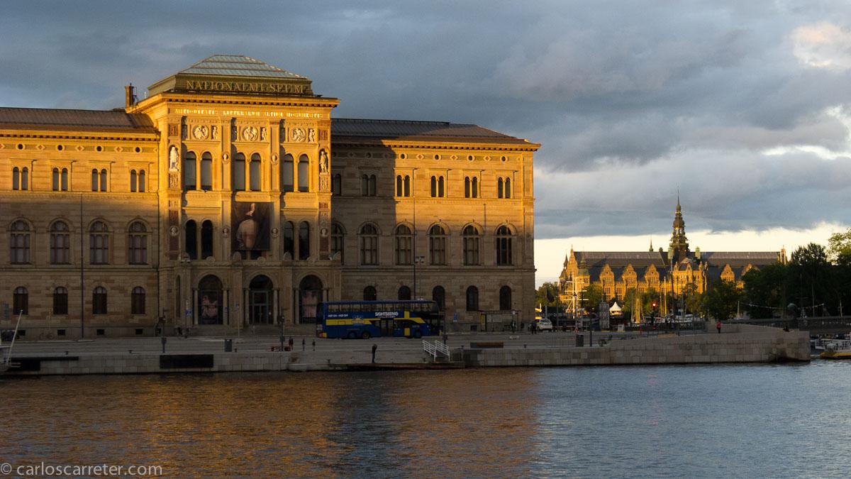 Nationalmuseum y Nordiska Museet