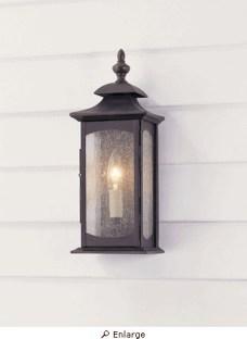 Murray Feiss outdoor wall lantern