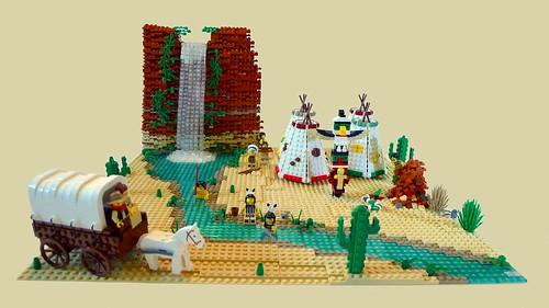 Brickfoot village