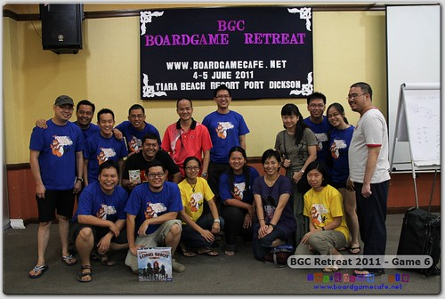 BGC Retreat 2011