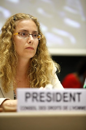 Special Session on the human rights situation in Syria