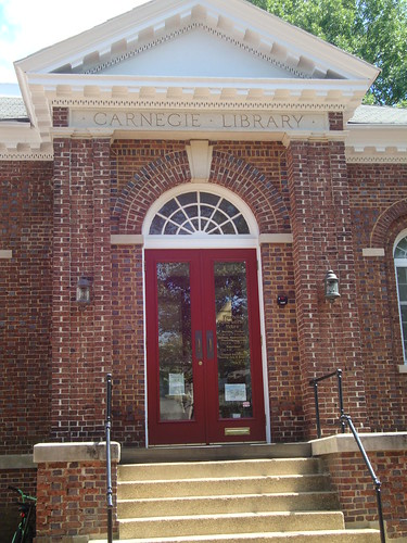 Freehold Carnegie Library