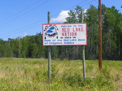 Welcome to the Red Lake Nation