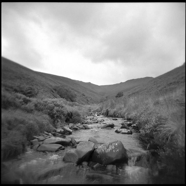 dark peak holga