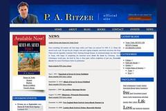 PARitzer.com - Author Website
