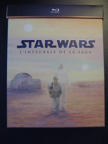 star wars - coffret