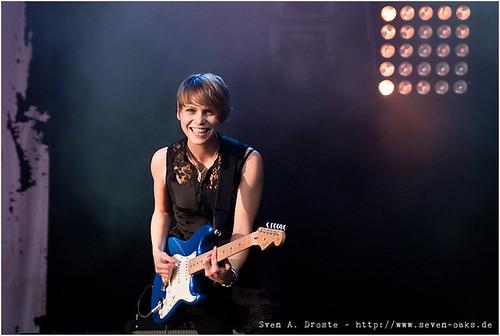 Gitarristin / Kate Nash