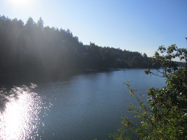 Whaler Bay, Galiano Island