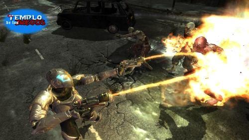 Juegos Rol Online - Hellgate Global