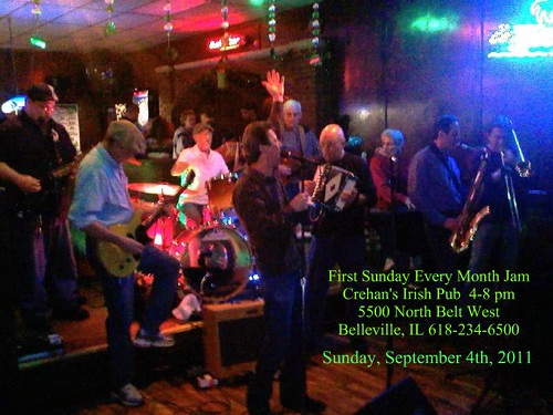 First Sunday Jam 9-4-11
