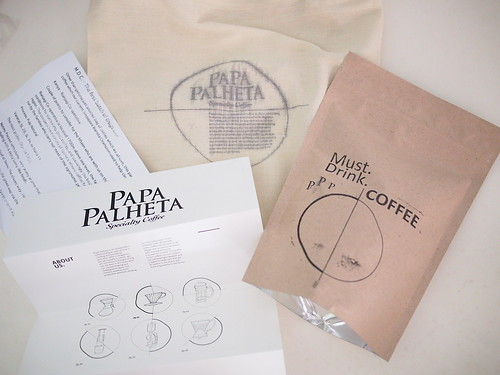 Must. Drink. Coffee. from Papa Palheta