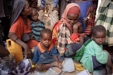 Por Africa -  Campo de Refugiados - World Vision
