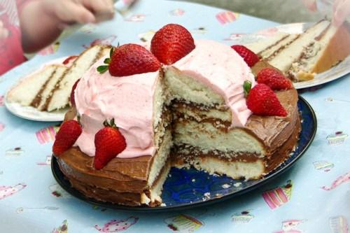 Colin's Birthday cake