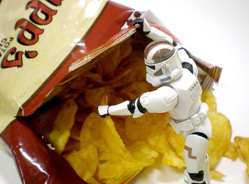Zapp's Baby Back Ribs Potato Chips
