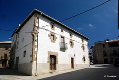 Casa solariega en Beire