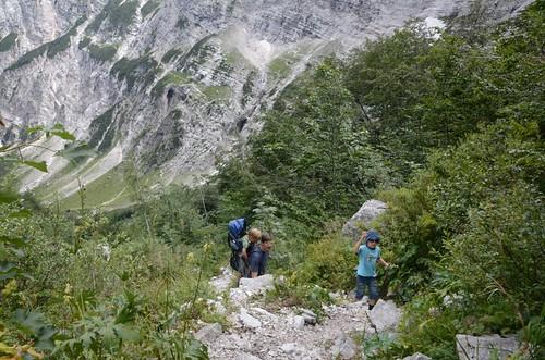 Slowenien: Luknja
