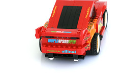 8484 Ultimate Build Lightning Mcqueen - 6