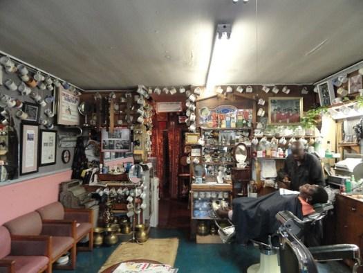 Howard & Linton Barber Shop, Tuscaloosa AL